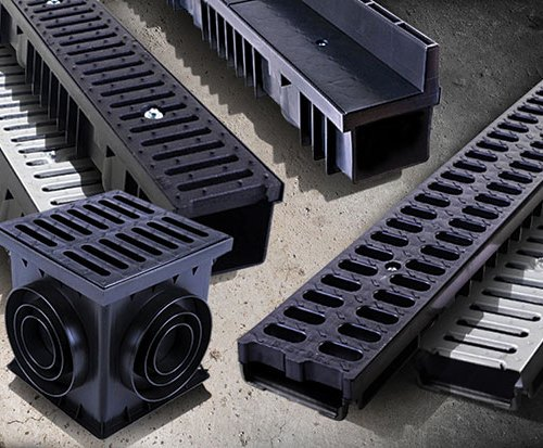 LINEAR DRAINAGE SYSTEMS