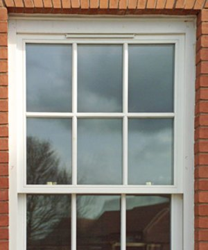 Timber Window Range
