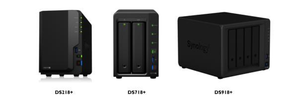 Synology Adds NVMe and 10GbE to DiskStation Lineup | J