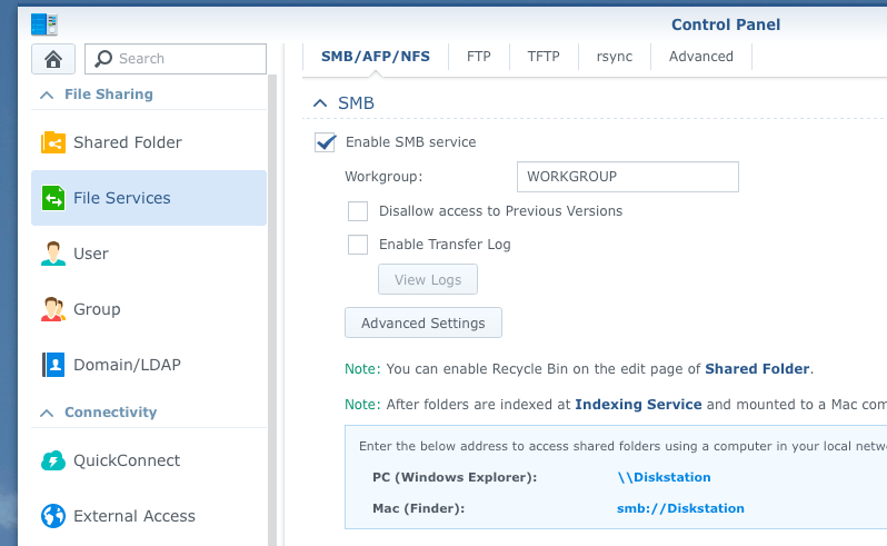 Synology: Diskstation to Diskstation Migration – J Metz's Blog