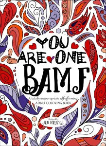 And one more Totally Inappropriate coloring book! – Author ...