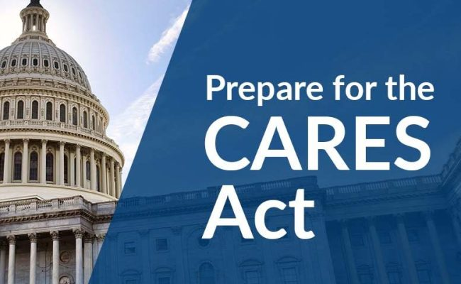 Cares Act Paycheck Protection Program Jmf