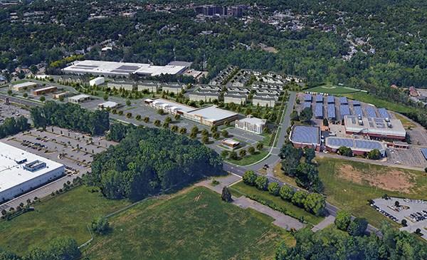 JMF Properties named redeveloper of former Colgate-Palmolive property in Morris Marketplace