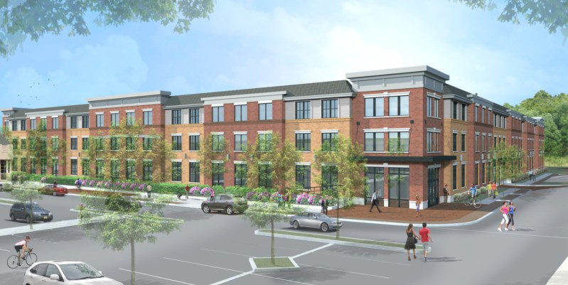 Berkeley Heights Planning Board OKs Stratton House at Former King's Site