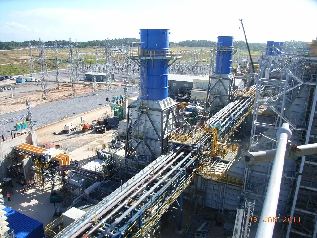TGU Power Plant – Trinidad and Tobago