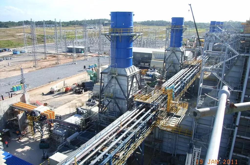 TGU Power Plant – Trinidad and Tobago