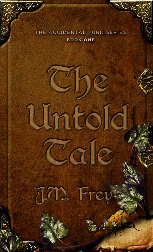 The Untold Tale Cover_JMFrey_Reuts Publications
