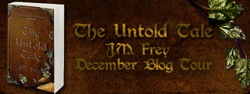 untold tale blog tour