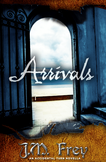 Arrivals Cover