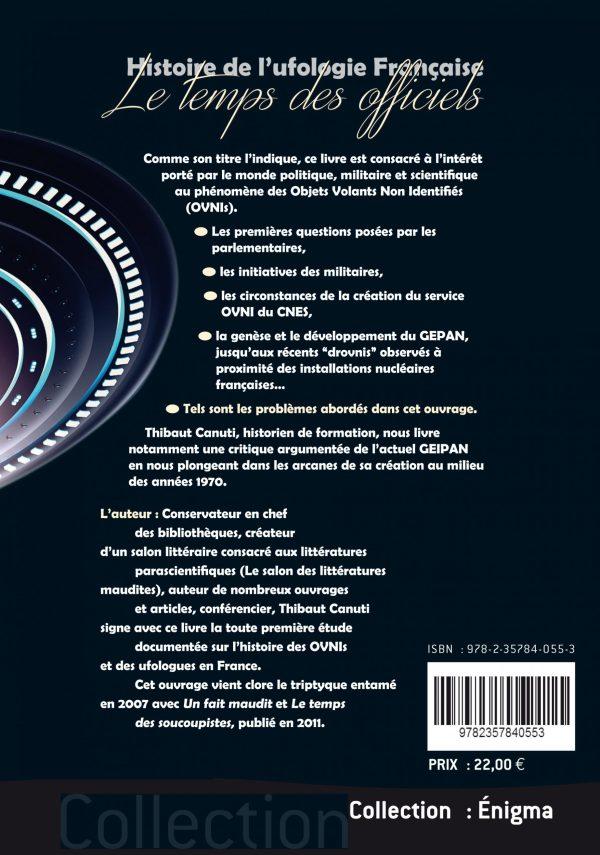 Histoire de l'ufologie Française Tome 2