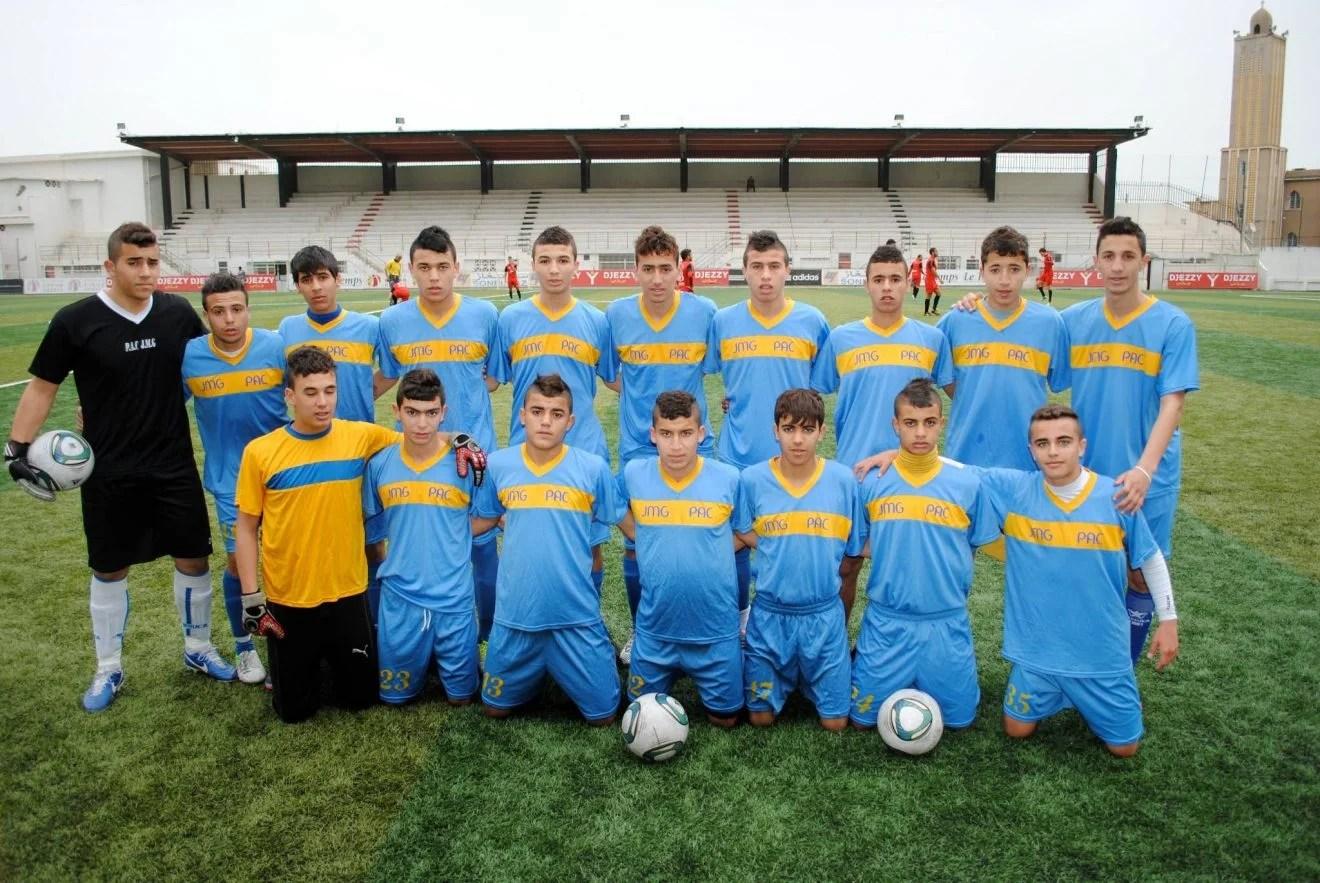 JMG Paradou Soccer Academy-young players