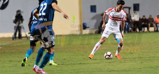 Institut Jmg football Ahmed Sayed Zizo's with Zamalek