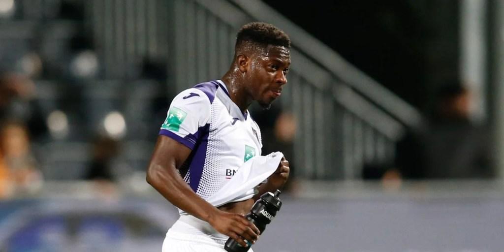 Francis Amuzu Anderlecht formed JMG soccer academy