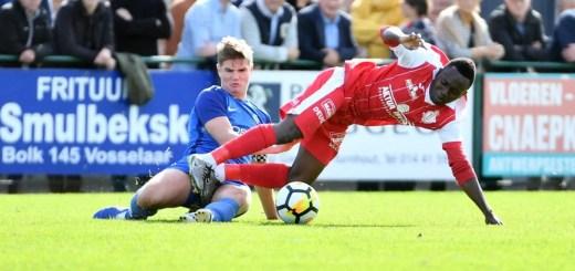 Diomande Souleymane JMG academician profesionnal player belgium