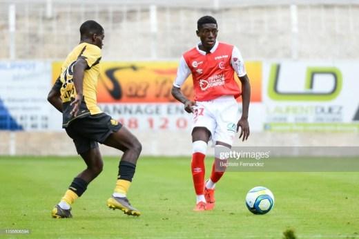 Doucouré Fodé JMG academician profesionnal player jmg management