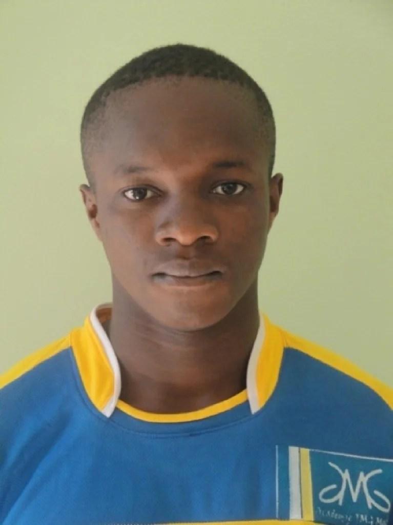 DOUMBIA ABOUBACAR Jmg soccer academy Mali