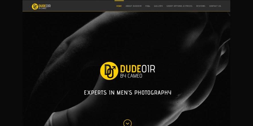 dudeoir website