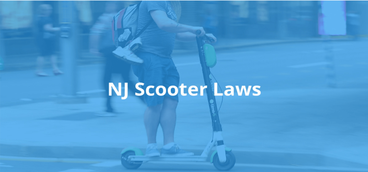 NJ Scooter Laws