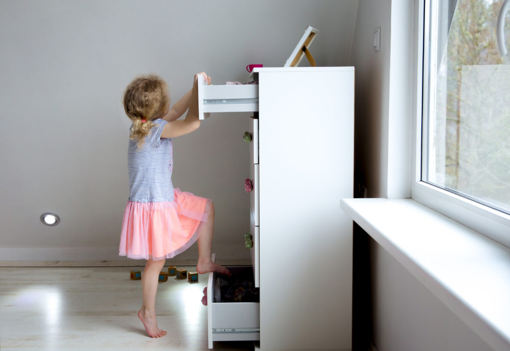 Furniture anchor safety and furniture wall anchors protect children