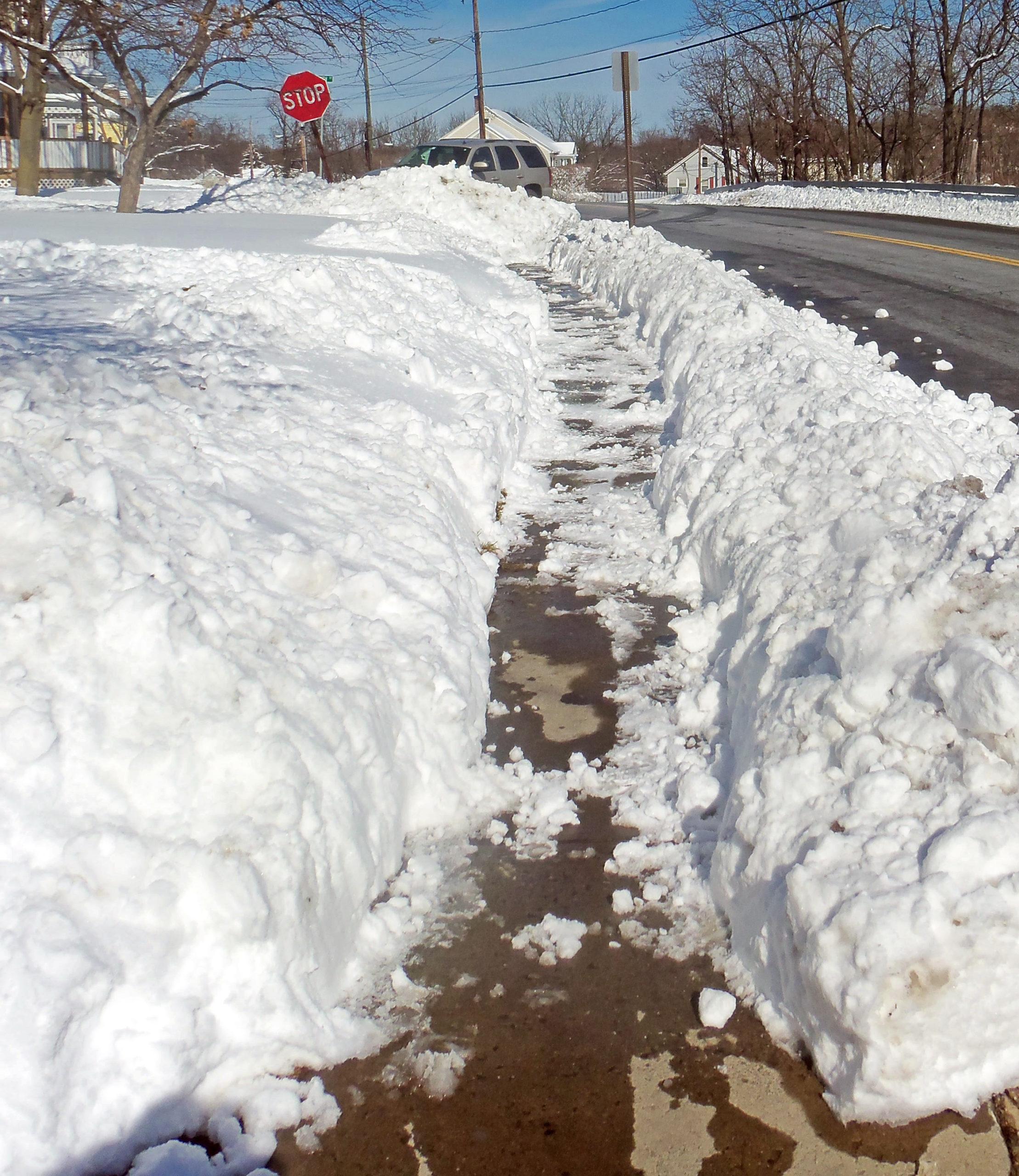 Philadephia snow removal code