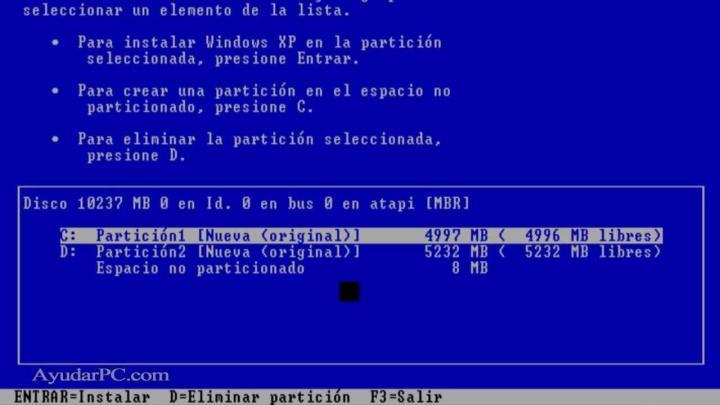 windows-XP-instalando