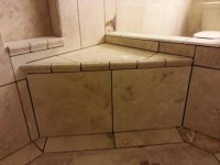 Travertine Tile Bathroom  JMJ Remodeling Experts