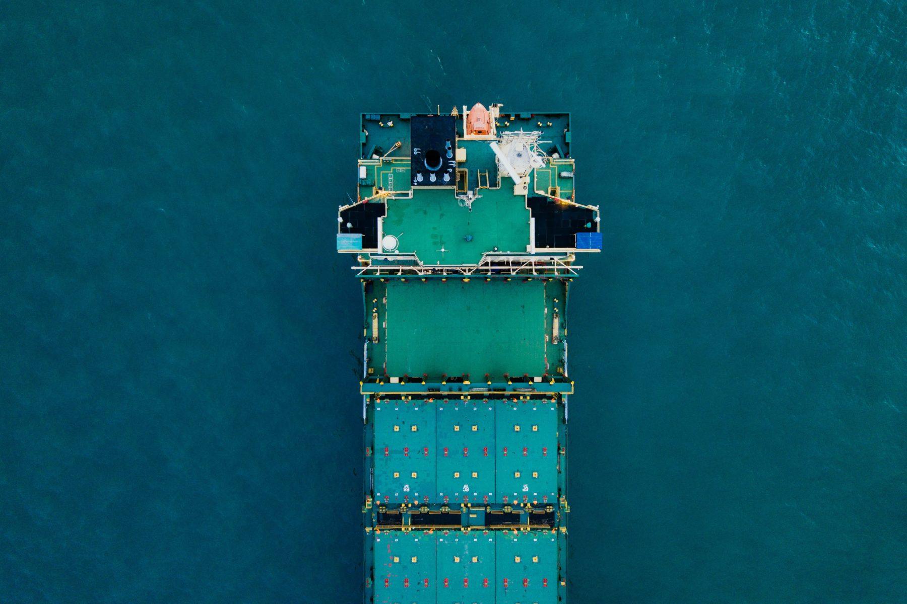 Industria Del Transporte Marítimo