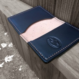 Made in the USA leather wallets