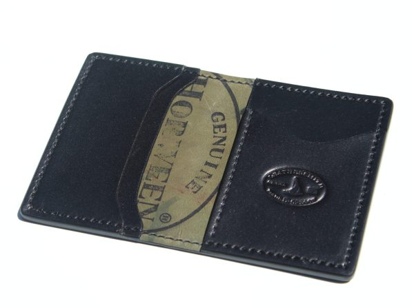 Horween Shell Cordovan Wallets