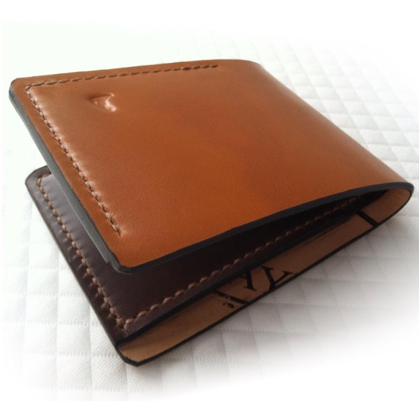 Whiskey Shell Cordovan Wallet