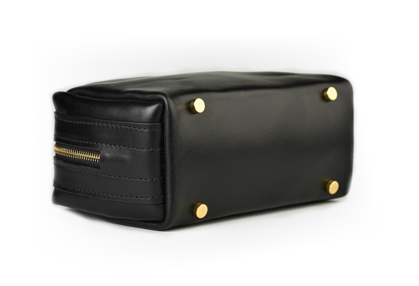 leather dopp kit made in usa