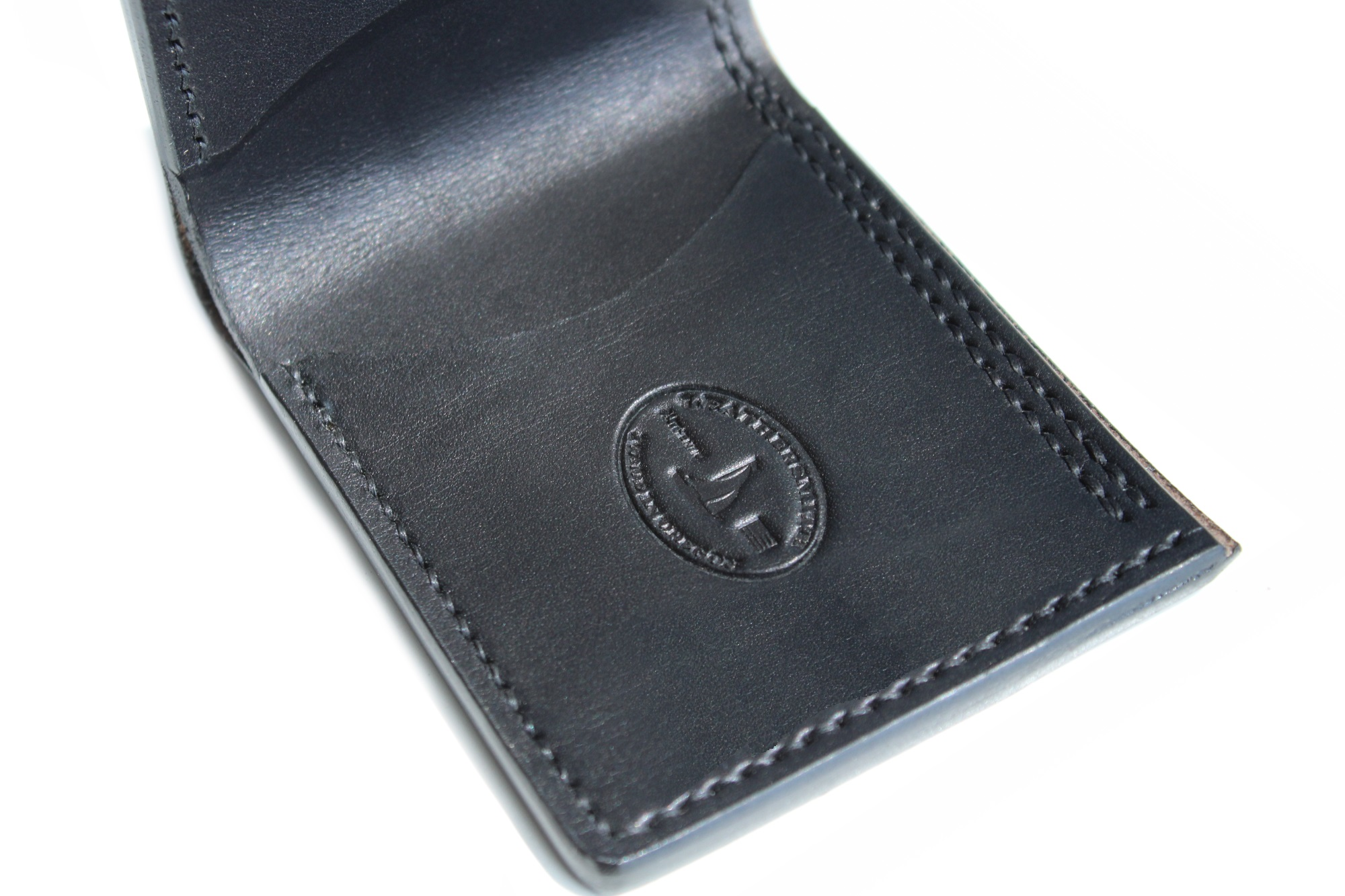 Leather Men's Wallets Made in USA