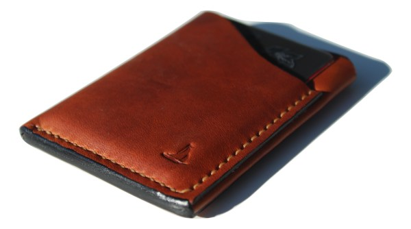 USA made front pocket wallet