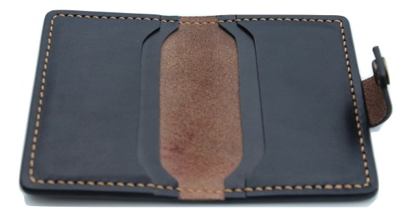 Handmade leather wallets for men