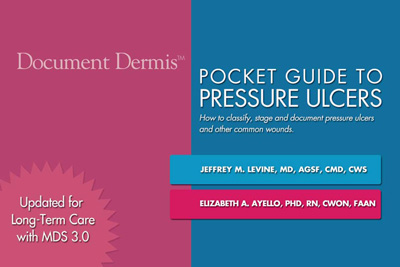Updated Pressure Ulcer Guide Goes into Second Printing  Jeffrey M Levine MD