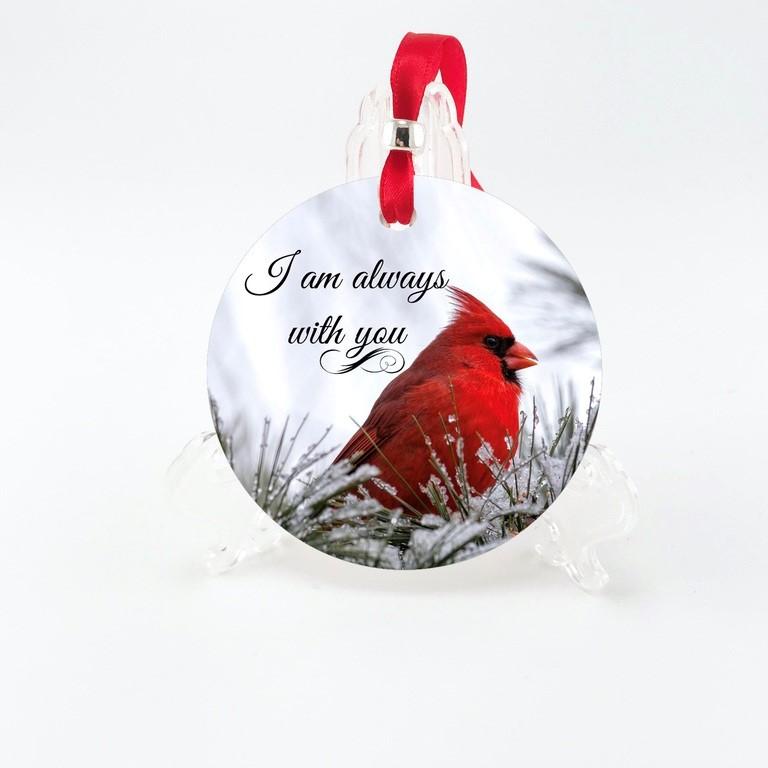 I Am Always With You Cardinal Jml Gifts
