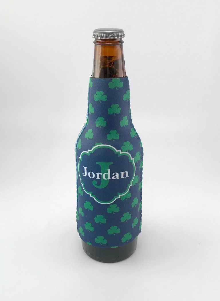 16 ounce koozie with zipper