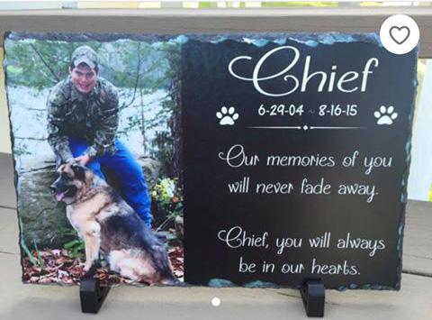 Memorial Slate