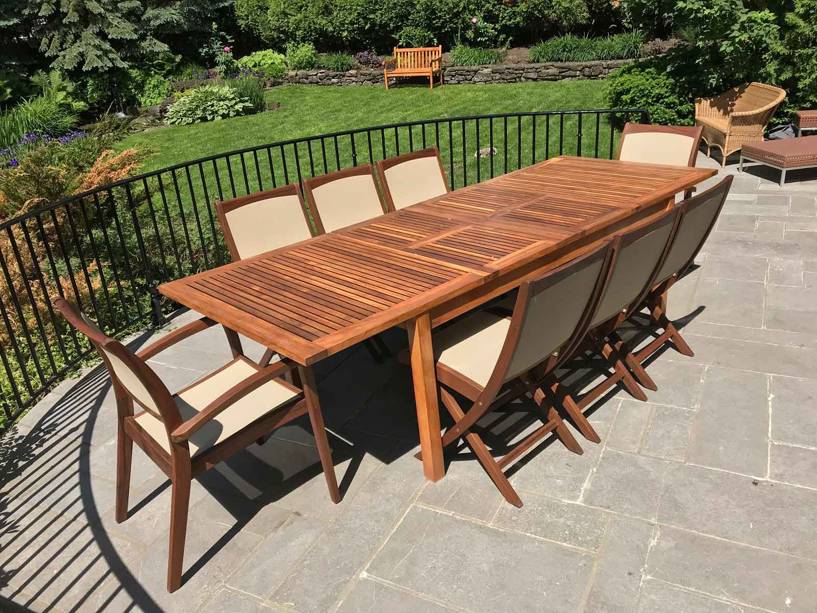 Meubles Exterieurs Montreal Outdoor Patio Furniture Specialist In Montreal Jml Inc