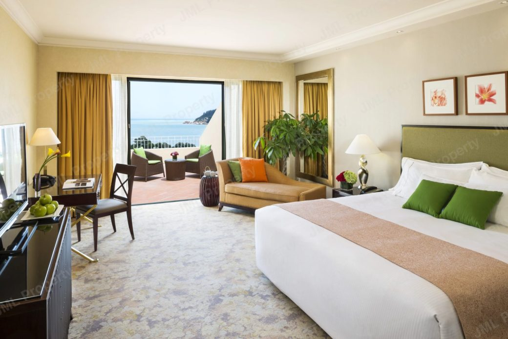 Grand Coloane Resort Macau – Grand Ocean View Room – King Bed