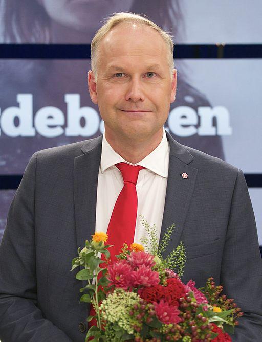 Jonas_Sjöstedt_LAS_arbetsrätten