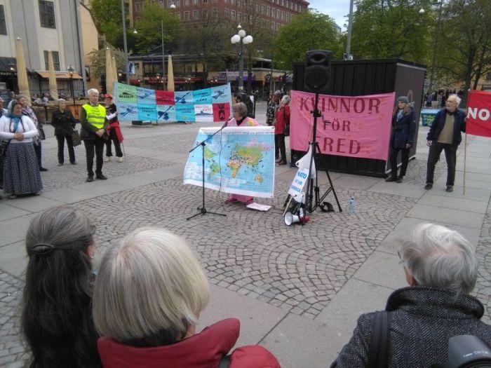 agneta norberg_usa militära baser_nato_demonstration_Aurora 17_sweden_military excersise_