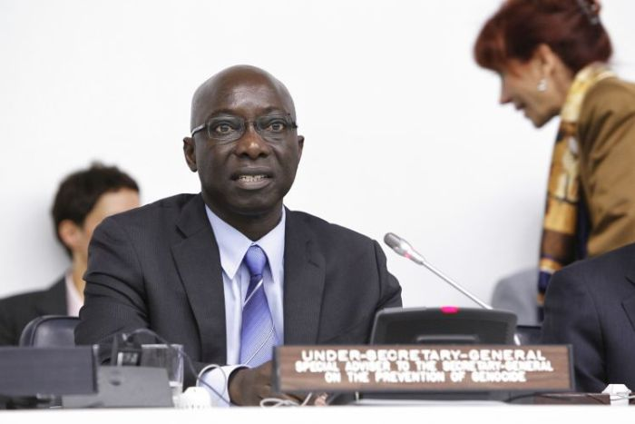 adama dieng_United Nations's Strategy and Plan of Action on Hate Speech
