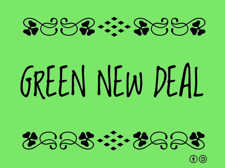 green new deal_alexandria_democrats_agenda 2030 and sustainable development