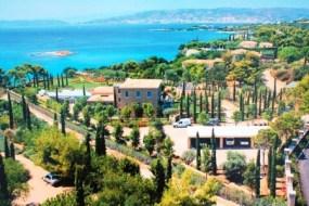 El nuevo palacete está en Porto Helio, en la península griega del Peloponeso, a orillas del Egeo - Foto: Cortesía ProtothemaNews