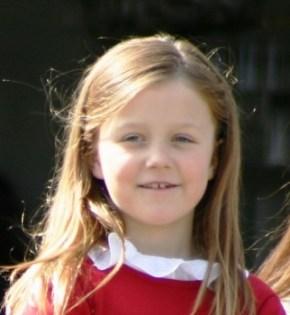 Isabella de Dinamarca cumple 7 años orgullosa de su nombre de reina española.(Foto © JM Noticias)