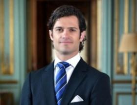 El príncipe Carlos Felipe quiere que su novia Sofía sea dama de honor en la boda de Magdalena (Foto: kungahuset.se)