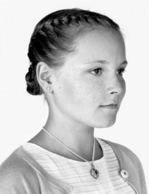 La primogénita de los príncipes Haakon y Mette-Marit es la segunda tras su padre en la línea de sucesión a la corona. (Foto: Jørgen Gomnæs / Det kongelige hoff) - Pulsar para ampliar -