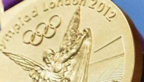 La última vez que se usaron medallas de oro macizo fue en 1912, en los JJ.OO de Estocolmo (Foto: agencias)