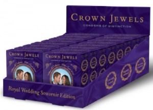 Por lo menos no se les ocurrió hacer lo mismo con el príncipe Carlos y su esposa Camilla. (Foto: Crown Jewels) -PULSAR PARA AMPLIAR-